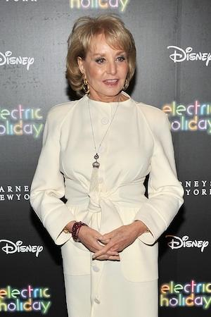 Barbara Walters Recovering From Head Injury