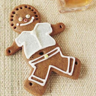 Holidays are not complete without gingerbread