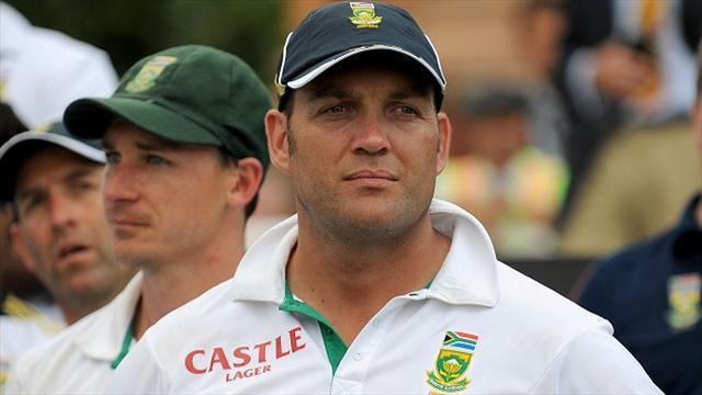 Cricket - South Africa beat India to send Kallis off in style
