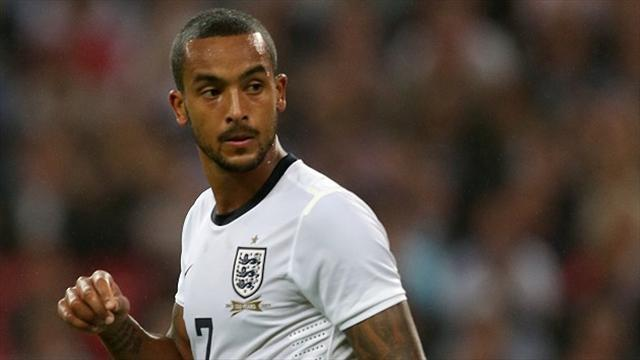 World Cup - Walcott out of England qualifiers