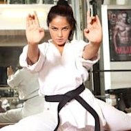 After Akshay Kumar And Vidyut Jamwal, Neetu Chandra Advocates Self-Defence Training