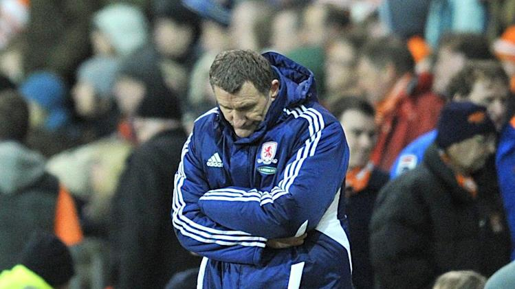 Middlesbrough manager Tony Mowbray felt his side made hard work of their win against Palace
