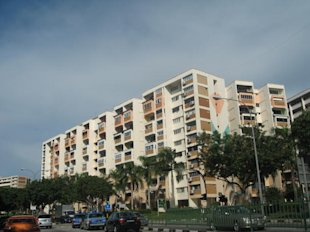 It may be time to relook policies concerning DBSS flats. (Image courtesy of Terence Ong)