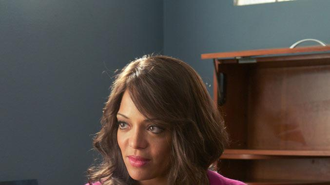 "Lauren Velez stars as Lt. Maria Laguerta in ""Dexter."""