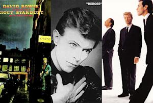 Weekend Rock Question: What Is David Bowie's Best Album?