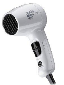 Andis 33805 Micro Turbo 1600W Dual Voltage Hair Dryer