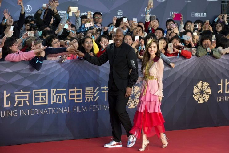 Stephon Marbury is one of China's biggest celebrities. (AP)