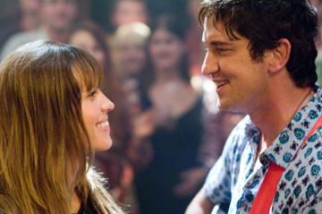 Hilary Swank and Gerard Butler in Warner Bros. Pictures' P.S. I Love You