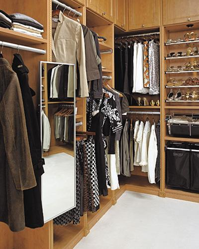 Advice from Ginny Snook Scott, California Closets