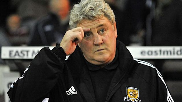 Hull City boss Steve Bruce (PA Sport)