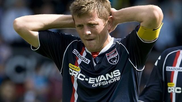 Scottish Football - Brittain sticking with Ross County