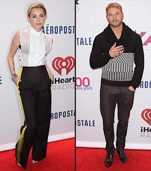 Miley Cyrus Is Hooking Up With Kellan Lutz