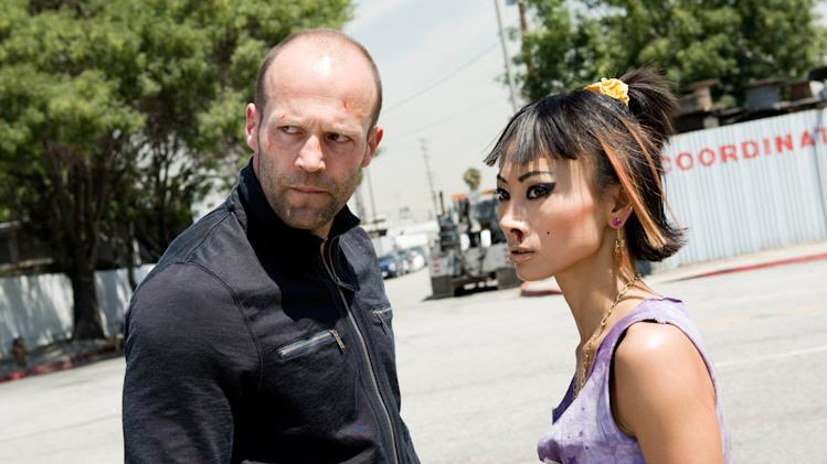 Jason Statham Bai Ling Crank: High Voltage Production Stills Lionsgate 2009