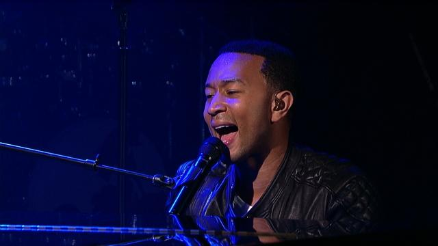 Live on Letterman - John Legend