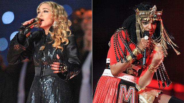 Madonna Calls M.I.A. Bird-flipping 'Teenager' Move