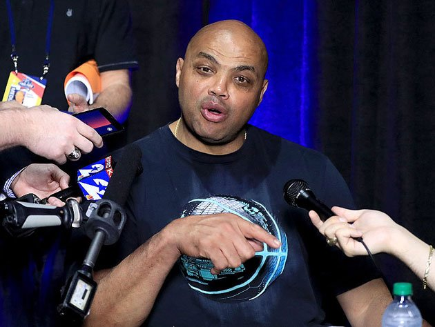 Charles Barkley lets us know. (Getty Images)