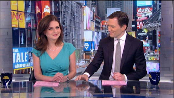 Good Morning America View Your Deal : Bianna golodryga announces she s leaving good morning