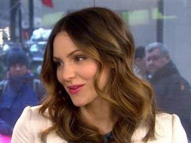Katharine McPhee: JHud Is 'wonderful' On 'Smash'