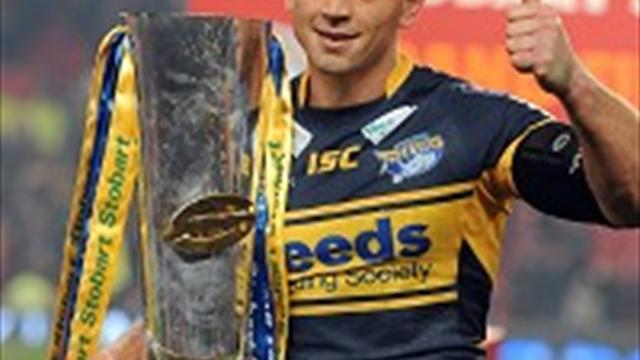 Rugby League - Sinfield wins Golden Boot