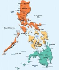 Dell's Help Line Brings a Faraway Crisis Home image philippines map 253x300