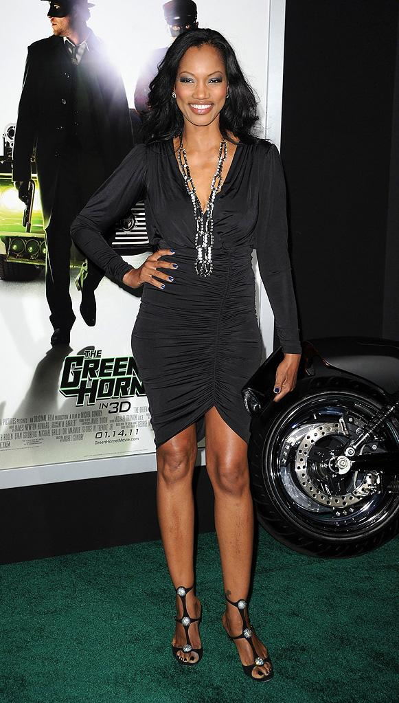The Green Hornet LA Premiere 2011 Garcelle Beauvais