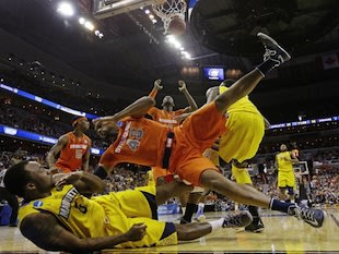 Syracuse star James Southerland in the Elite 8 — AP