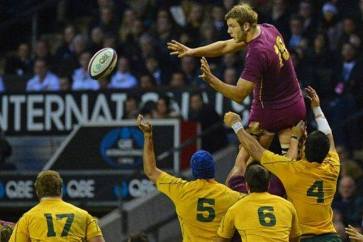 Launchbury starts in England revamp for South Africa