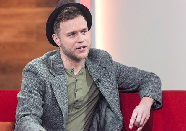 Olly Murs One Direction