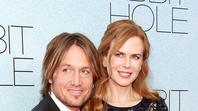 Rabbit Hole 2010 NYC Premiere Keith Urban Nicole Kidman