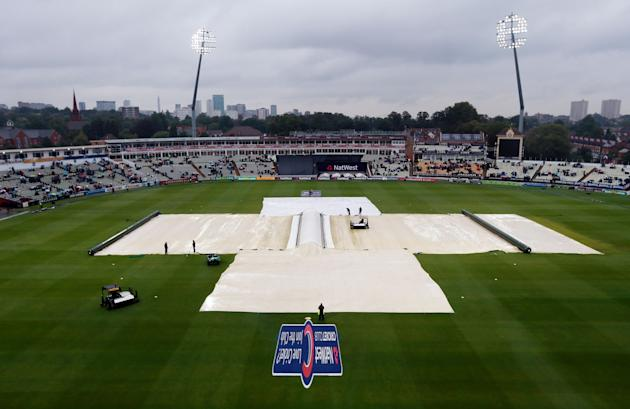 Cricket - Natwest One Day International Series - Third One Day International - England v Australia - Edgbaston