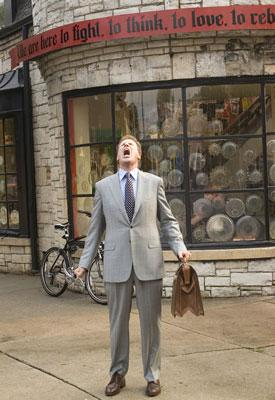 Will Ferrell in Columbia Pictures' Stranger Than Fiction