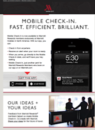 How Marriott Uses Mobility to Provide Marketing Utility and Step Up Customer Service image Marriott 220x300