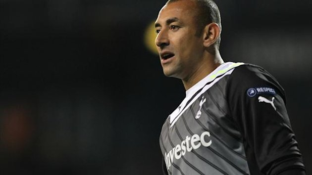 Heurelho Gomes is close to sealing a loan move to Hoffenheim