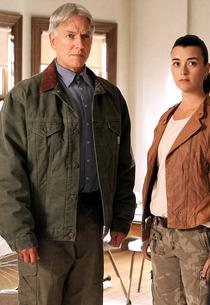 Mark Harmon, Cote de Pablo | Photo Credits: Sonja Flemming/CBS