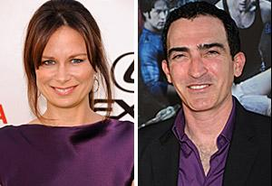 Mary Lynn Rajskub, Patrick Fischler | Photo Credits: JB Lacroix/WireImage; Jeffrey Mayer/WireImage