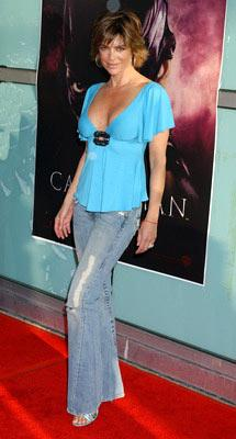 Premiere: Lisa Rinna at the Hollywood premiere of Warner Brothers' Catwoman - 7/19/2004