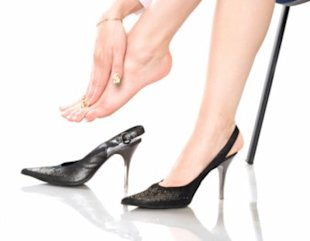 High heels aren't as appealing as they look. Photo by Thinkstock.