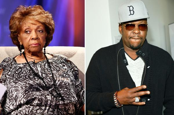 Whitney Houston's Mother Criticizes Bobby Brown in New Book