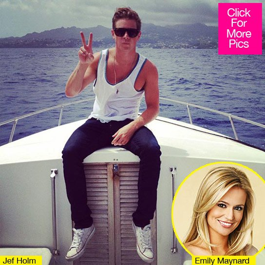 New Proof 'Bachelorette' Emily Maynard Picks Jef Holm