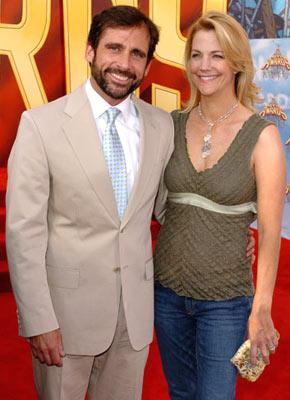 Steve Carell and Nancy Walls MTV Movie Awards 2005 - Arrivals Los Angeles, CA - 6/4/05