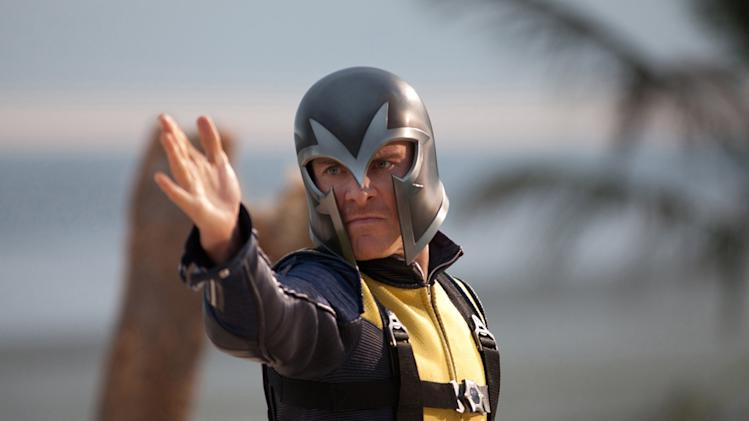 Breakout Stars of 2011 X Men First Class Michael Fassbender