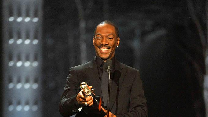 1st Annual Comedy Awards 2011 Eddie Murphy