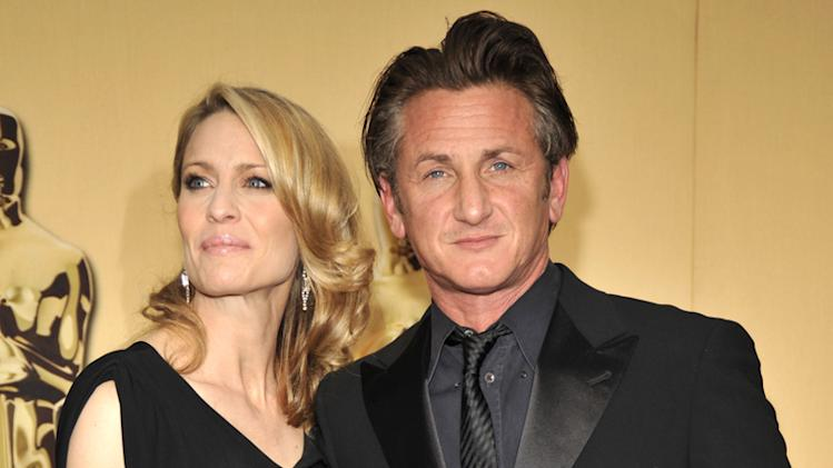 Robin Wright Penn, Sean Penn