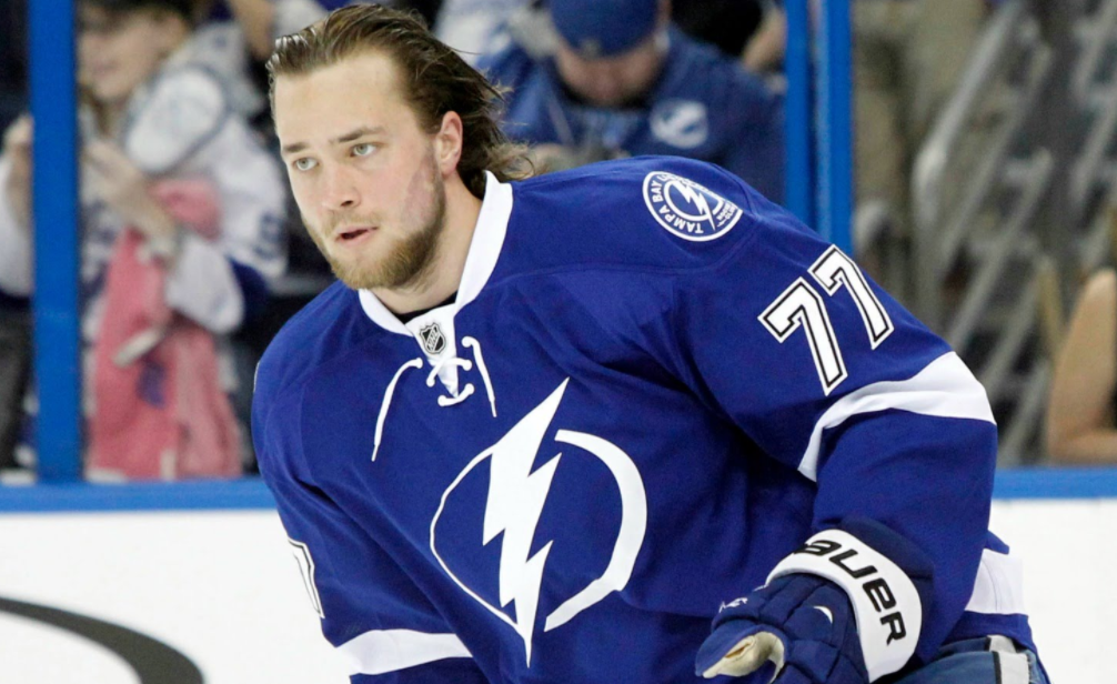 Victor Hedman is pushing into the Norris Trophy discussion.