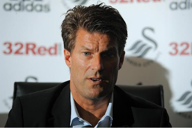 Michael Laudrup says he has contingency plans should Joe Allen leave Swansea