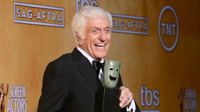 Dick Van Dyke Rescued from Car Fire