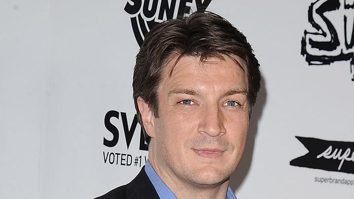 Nathan Fillion B Day