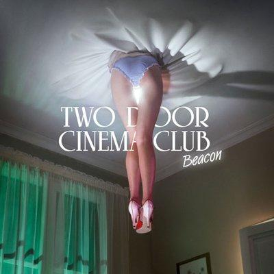 1. Two Door Cinema Club, Beacon - This looks like an attempt to pull off the kind of photorealistic but surreal imagery the Hipgnosis designers specialized in with Pink Floyd covers. Or maybe in Irela