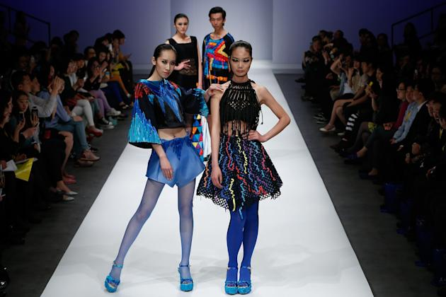 2014 China Graduate Fashion Week