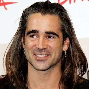 Colin Farrell with long hair - celebrity men hairstyles - long hairstyles - celebrity hair and beauty - handbag.com
